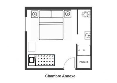 Plan Chambre annexe