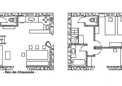 Plan Appartement Chavonnes