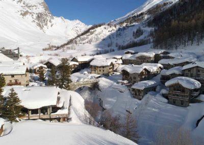 Le Fornet est un petit village de montagne