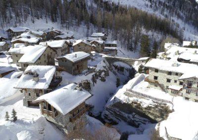 Le village du Fornet
